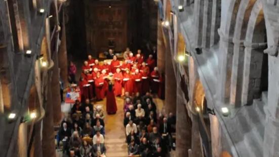 St Magnus Cathedral Choir