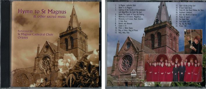 Hymn to St Magnus CD